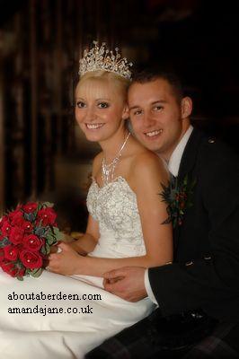 Aberdeen Bride and Groom