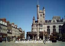 Aberdeen Castle Gate