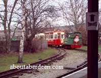 Alford Santa Train