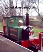 Alford Valley Trains