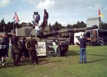 Aberdeen Military Show