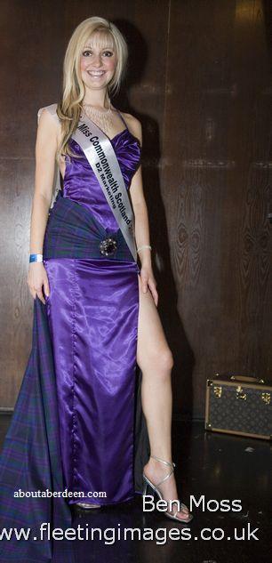 Miss Commonwealth Scotland